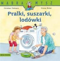 Pralki, suszarki, lodówki - okładka książki