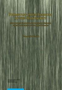 Prompting inexTensions of the Manuscript. - okładka książki
