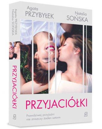 Przyjaciółki - okładka książki