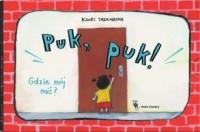 Puk, puk! - Kaori Takahashi - okładka książki