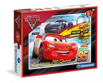 Puzzle 30 Cars 3 08513 - zdjęcie zabawki, gry