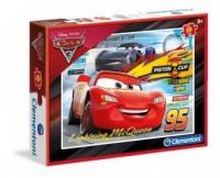 Puzzle 30 Cars 3 08513 - Wydawnictwo - zdjęcie zabawki, gry