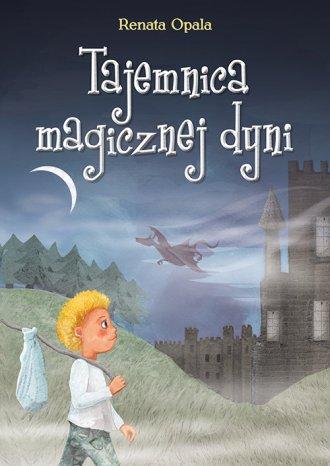 Tajemnica magicznej dyni - okładka książki