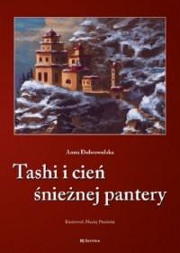 Tashi i cień śnieżnej pantery - okładka książki