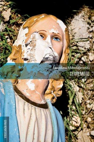 Terremoto - okładka książki