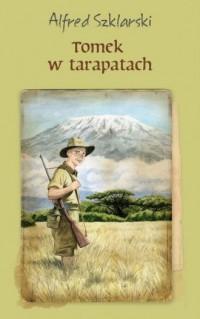 Tomek w tarapatach - okładka książki
