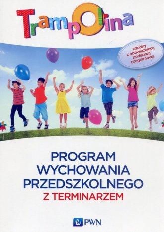 Trampolina. Program wychowania - okładka książki
