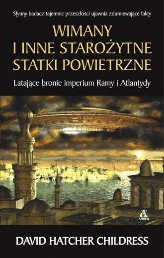 Wimany i inne starożytne statki - okładka książki