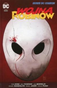 Wojna Robinów - Lee Bermejo - okładka książki