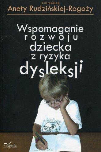 Wspomaganie rozwoju dziecka z ryzyka - okładka książki