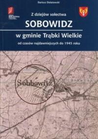 Z dziejów sołectwa Sobowidz w gminie Trąbki Wielkie. od czasów najdawniejszych do 1945 roku - okładka książki