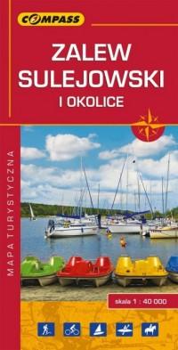 Zalew Sulejowski i okolice - okładka książki