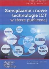 Zarządzanie i nowe technologie - okładka książki