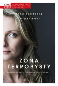 Żona terrorysty - okładka książki