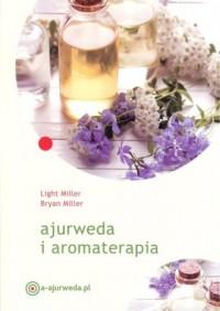 Ajurweda i aromaterapia - okładka książki