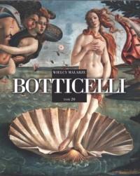 Wielcy Malarze. Tom 20. Botticelli - okładka książki