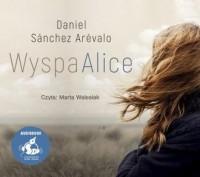 Wyspa Alice (CD mp3) - pudełko audiobooku