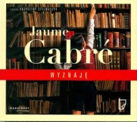 Wyznaję (CD mp3) - Jaume Cabre - okładka książki