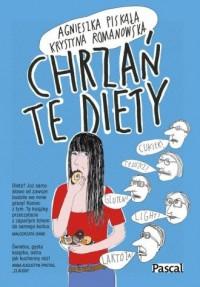 Chrzań te diety - okładka książki