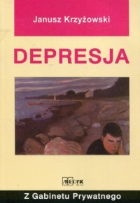 Depresja - okładka książki