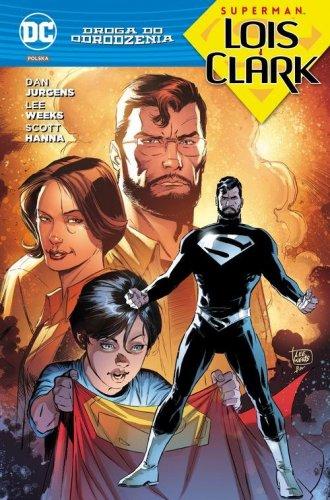 Droga do Odrodzenia Superman Lois - okładka książki