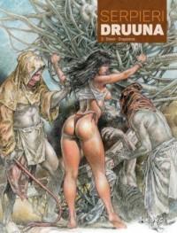Druuna. Tom 2. Stwór Drapieżna - okładka książki