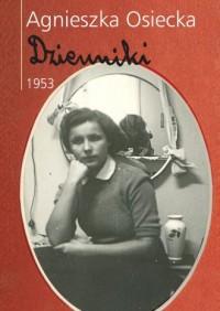 Dzienniki 1953 - okładka książki