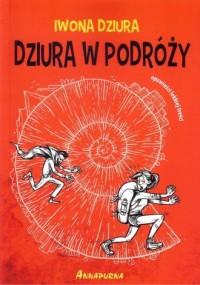 Dziura w podróży - okładka książki