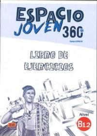 Espacio Joven 360 B1.2. Ćwiczenia - okładka podręcznika