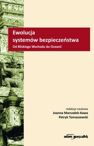 Ewolucja systemów bezpieczeństwa. - okładka książki