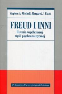 Freud i inni. Historia współczesnej - okładka książki