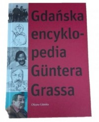 Gdańska Encyklopedia Guntera Grassa - okładka książki