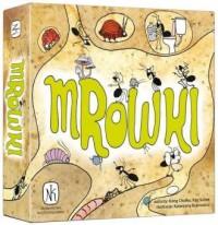 Gra Mrówki - Wydawnictwo - zdjęcie zabawki, gry