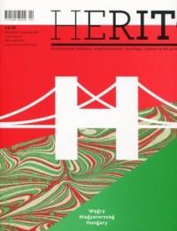 Herito nr 26 Węgry - okładka książki