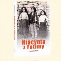 Hiacynta z Fatimy - okładka książki