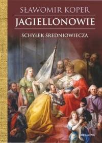 Jagiellonowie - okładka książki