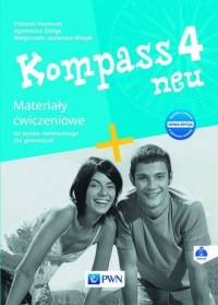 Kompass 4 neu. Nowa Edycja. Gimnazjum. - okładka podręcznika
