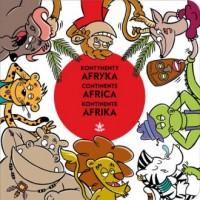 Kontynenty. Afryka - okładka książki