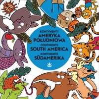 Kontynenty. Ameryka Południowa - okładka książki