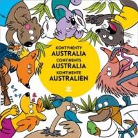Kontynenty Australia - okładka książki