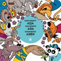 Kontynenty. Azja - okładka książki