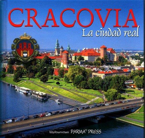 Kraków Królewskie miasto (wersja - okładka książki