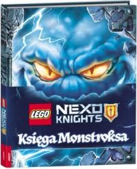 Lego. Nexo Knights. Ksiega Monstroksa - okładka książki