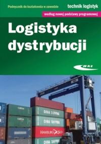 Logistyka dystrybucji. Podręcznik - okładka książki