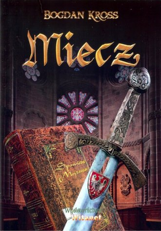 Miecz - okładka książki