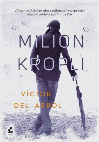 Milion kropli - okładka książki