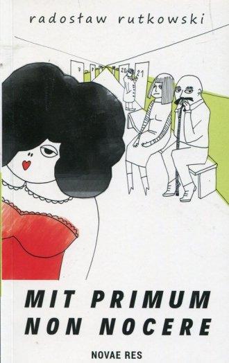 Mit primum non nocere - okładka książki