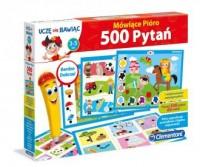 Mówiące Pióro. 500 Pytań - Wydawnictwo - zdjęcie zabawki, gry