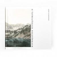 O tatrzańskich pocztówkach - okładka książki