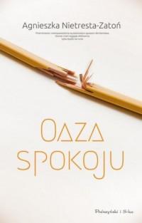 Oaza spokoju - okładka książki